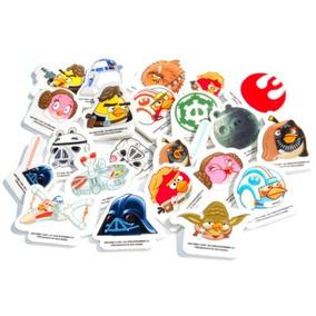Colección Star Star Angry Birds Erasers Juego De 24 Juguetes
