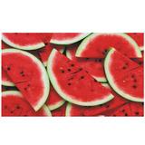 Adesivo De Parede Para Cozinha Fruta Melancia Verdura J 141