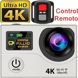 Eken H3r 4k Wifi Camara Video Digital Deportes + Accesorios!