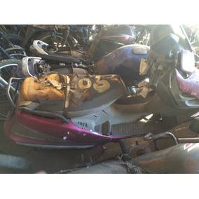 Sucata Honda Spacy 125