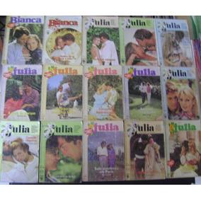 Coleção 30 - Julia , Sabrina E Bianca- Historia De Amor