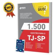 Caderno De Testes Tj Sp - Questões Gabaritadas
