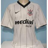 Camiseta Corinthians De Brasil Nike Original