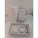 Iphone 6 16g Cinza Espacial Vitrine - Garantia E Nf ***