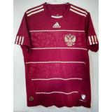 Camisa Da Seleção Da Russia 2010 Copa Do Mundo 2010
