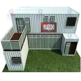 Proyecto Casa Containers Contenedor Construir Desde **0**