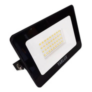 Proyector Reflector Led Slim Eco 50w 3000k Ip65 Exterio Azul