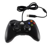 Huele Xbox 360 Con Cable De Controlador Para Windows Amp; C