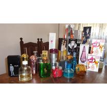 Perfumes Importados 3 A Eleccion En Caja Y Celofan + Envio