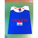Camiseta Do Paraguai