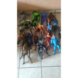 Colección Max Steel 14 Piezas