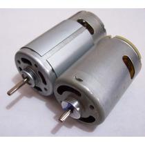 Motor Micromotor Electrico Ideal Auto A Bateria Niños