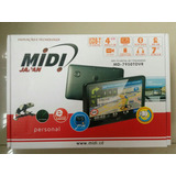 Gps 7 Midi 7950 Tv Digital Filma Camera Traseira E Re