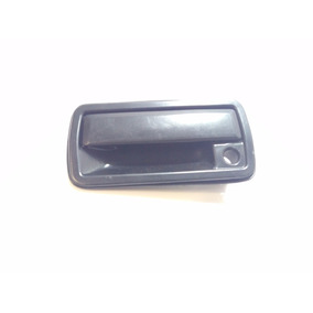 Maçaneta Porta Dianteira Esquerda S10 Blazer 95/05 Preto