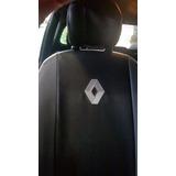 Cubreasientos / Funda Tapizado Simil Cuero Renault Oroch