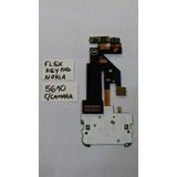 Flex Nokia 5610 Con Cámara Y Teclado