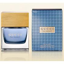Perfume Gucci Pour Homme Ii Edt 100ml - Lacrado E Raro!