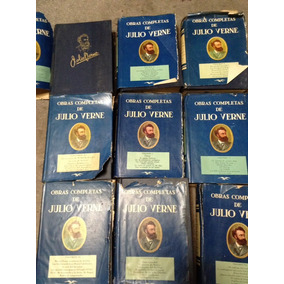 Julio Verne Obras Completas 9 Tomos