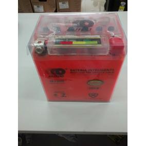 Bateria Gel Selada Gs 500 Intruder 250 Virago 250 Yb10l-12v