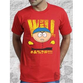 Camisa Camiseta Personagem Eric Cartman South Park Desenho