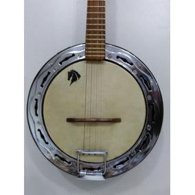 Banjo Eletrico Marques Preto C Case