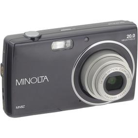 Minolta 20 Mega Píxeles Digital Cámara , 5x Óptico Zoom Y