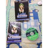 Luigi Mansion Japones Para Gamecube