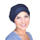 Chemo Del Casquillo Para Mujer De Algodón Beanie Sombr K37