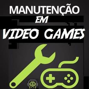 Curso Manutenção De Vídeo Games - Envio Automático Imediato!
