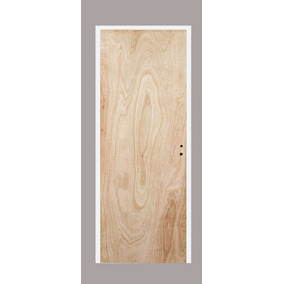 Puerta Placa 0,70x2,00 Marco Aluminiohojacedrilloenviogratis