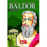 Libro Geometría Y Trigonometría Baldor / Nva Edicion/ Patria