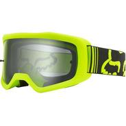 Goggle Fox Main Race Amarillo/flo Motocross Downhill Mtb Rzr