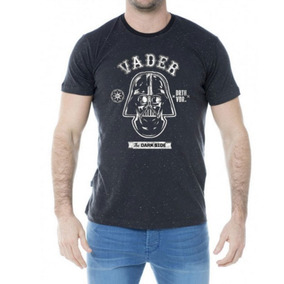 Rever Pass Remera Star Wars Vader Central E7s