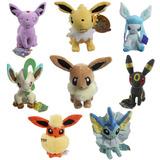 Peluches Pokemon Center Todas Las Evoluciones Eevee Aqui