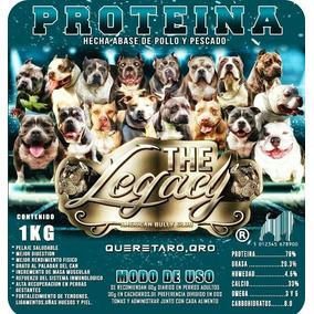Proteína The_legacy $ Hecha A Base De Pollo Y De Pescado