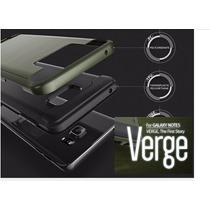 Funda Hybrida Verge Samsung Galaxy Note 5 Envio Gratis