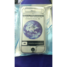 Acrilico, Forro Protector Iphone 3g