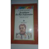 Livro As Minas Do Rei Salomão Serie Reencontro - K2