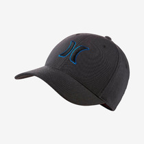 Gorra Hurley Flexfit Black Suits Outline
