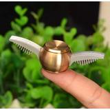 Spinner Golden Snitch +promo En Compra De 2