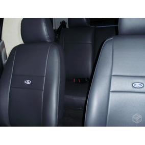 Capa De Banco Couro Universal Ford Ka Focus Fiesta