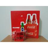 Caixinha Mini Coca Cola - Brasil 2014 - Lacrada