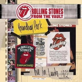 Rolling Stones From The Vault Leeds 1982 2 Cd + Dvd Nuevo