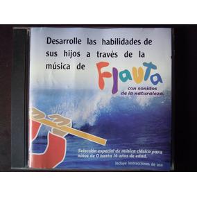 Flauta Cd Con Sonidos De La Naturaleza
