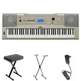 < Yamaha > Ypg-235 76-key Con El Piano De Cola...