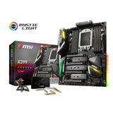 Board Msi X399 Gaming Pro Carbon Ac Amd Ryzen Threadripper
