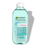 Agua Micelar Garnier Pure Active Desmaquilla Limpia Matifica