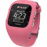 Reloj Fitness Actividad Y Frecuencia C Polar A300 Rosa