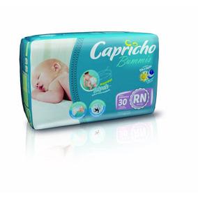 Kit Fraldas Capricho Bummis Pacote Econômico - Rn 90 Un.