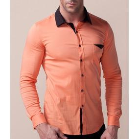 Camisas Slim Fit De Colores , Precios Liquidacion
